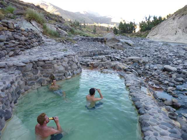 Los Tambos Hot Springs